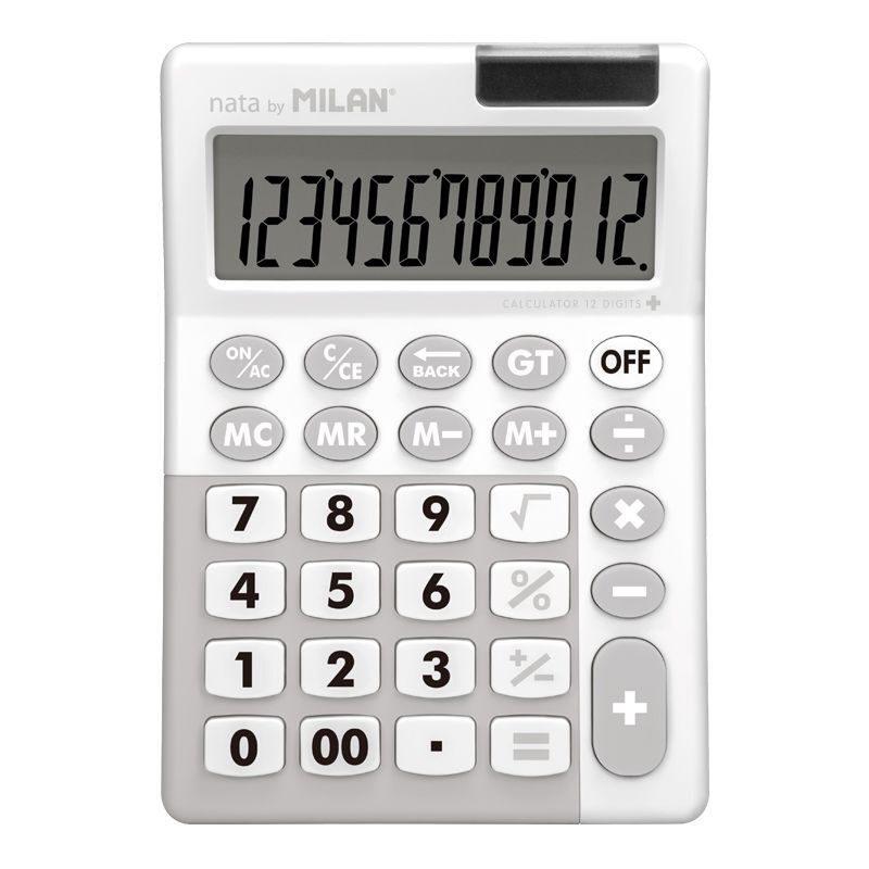 Calculadora 12 dígitos, Edición +