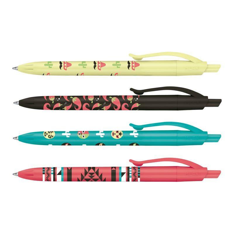 Bolígrafos P1 Camaleon, tinta azul