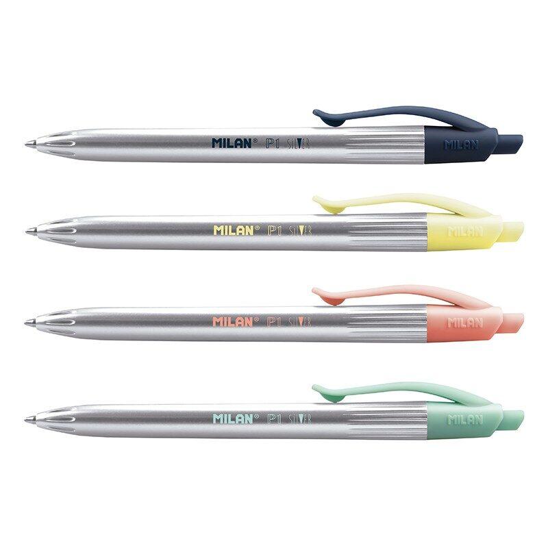 Bolígrafo P1 Silver