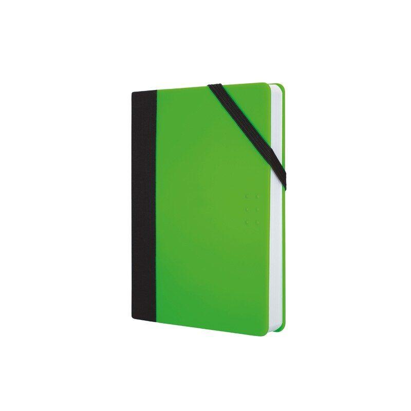 Paperbook pequeña Fluo verde
