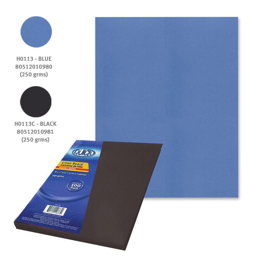 Pasta para empastar textura piel color azul 100 unidades.