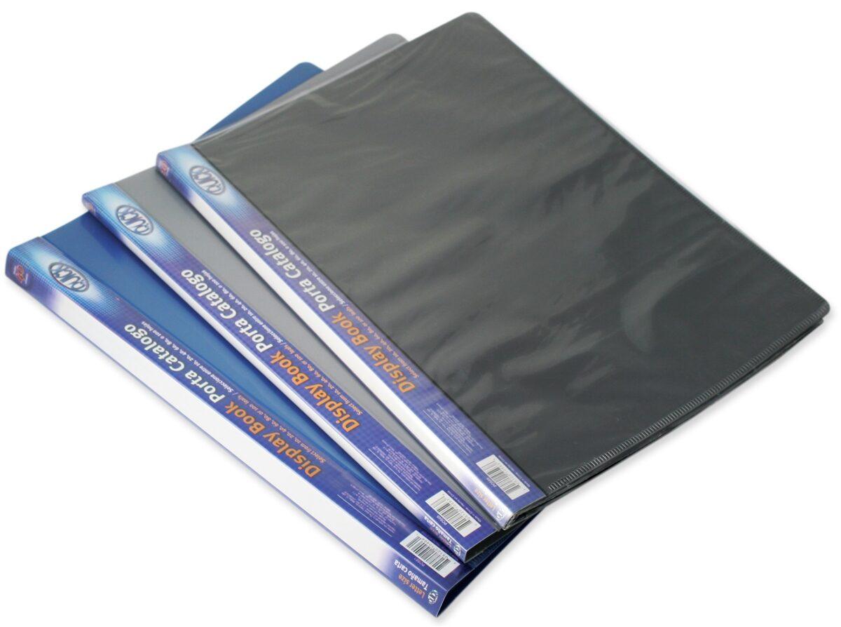 Porta catálogo 10 hojas