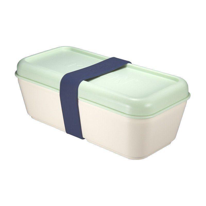 Bolsa isotérmica porta alimentos pequeña con 1 recipiente